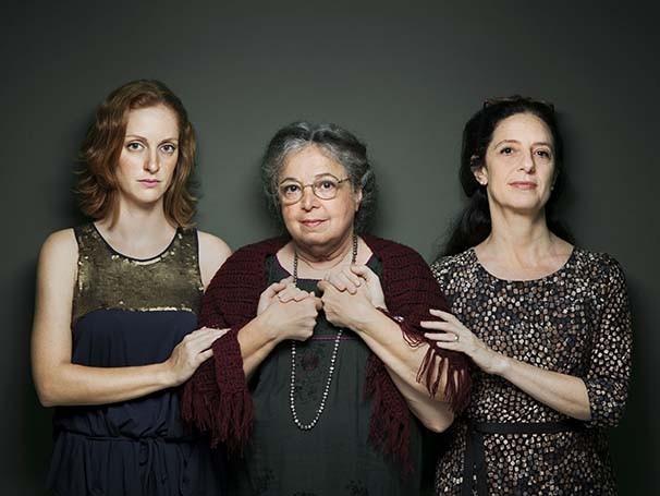 'O Lado Escuro' conta as etapas do mal de Alzheimer e como a doença afeta toda a família (Foto: Leo Aversa)