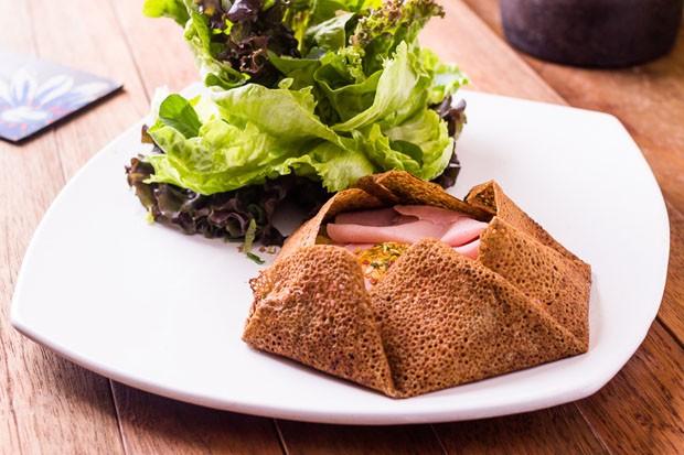 Galette: aprenda receita da tradicional crepe salgada francesa (Foto: Divulgação)