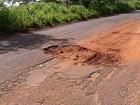 Motoristas reivindicam melhorias em estrada vicinal de Votuporanga, SP