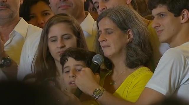 Renata Campos se reuniu com militância do PSB no Recife