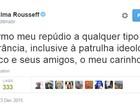 Dilma diz repudiar ato 'hostil' contra Chico Buarque por apoiar PT