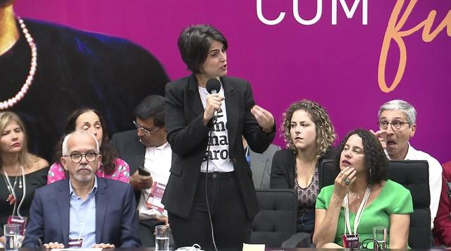 PCdoB lança Manuela D'Ávila como candidata à Presidência