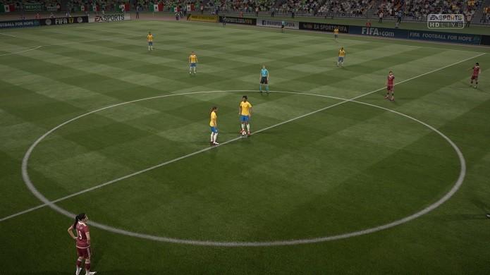 Fifa 17: como jogar com os times femininos (Foto: Reprodução/Victor Teixeira)