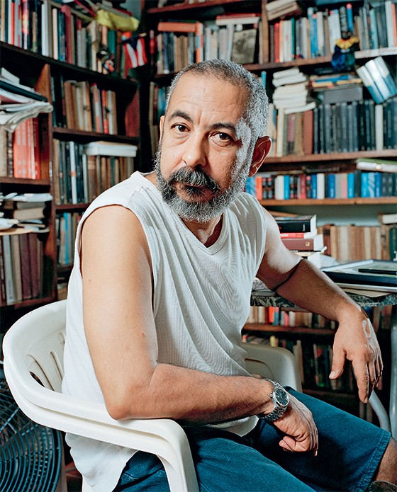 Escritor Leonardo Padura  (Foto: Patrick Voigt/laif/Glow Images)