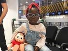 Giovanna Ewbank se derrete ao mostrar Titi: 'Esperando o papai'