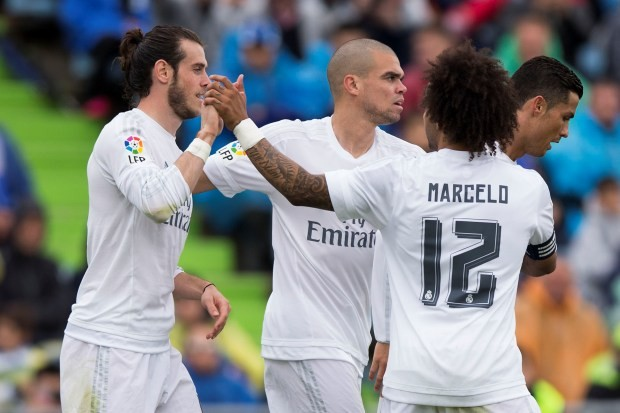 Real Madrid (Foto:  Gonzalo Arroyo Moreno/Getty Images)