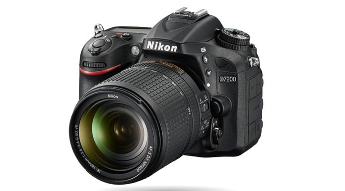 Nikon D7200 permite gravação em Full HD e tem conectividades completas (Foto: Divulgação/Nikon)