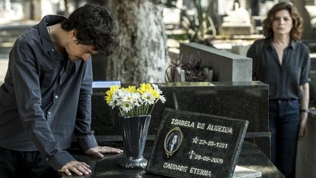 Elisa encara assassino de sua filha em Justiça  (divulgação)