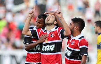 Santa Cruz tem se destacado em  2017 por gols no segundo tempo