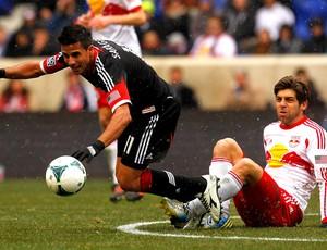Juninho jogo Nova York DC United (Foto: Getty Images)