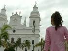 Repórter mirim fala das lembranças da Cidade Velha, em Belém