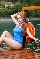 Marina Brandão, de 'Sol Nascente', nunca depilou as pernas: 'Gosto assim'