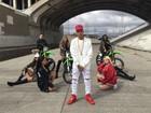 MC Duduzinho lança clipe gravado em Los Angeles: 'Algo surreal pra mim'