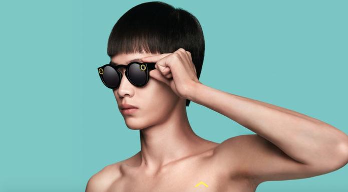 Como se usa o Spectacles do Snapchat (Foto: Reprodução/Felipe Vinha)