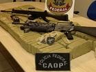 Preso em ação da PF contra tráfico internacional morre em Uberaba, MG