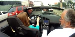 VÍDEO: veja como é guiar carro de R$ 1 milhão e off-road 'de ferro' (Luciano Cury/G1)
