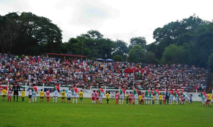 União Frederiquense (Foto: Divulgação/União)