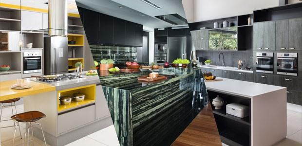 7 cozinhas para se inspirar em 2017 (Foto: Casa Vogue)