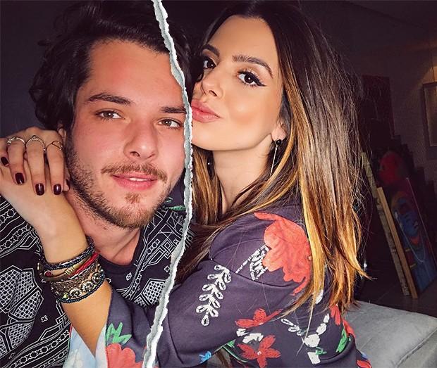 Giovanna Lancellotti e Gian Luca Ewbank (Foto: Reprodução/ Instagram)