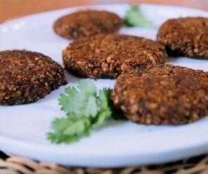 Hambúrguer de feijão preto: receita da Bela Gil