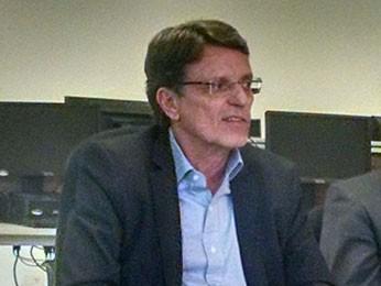 O coordenador da transição, Hélio Doyle (Foto: Raquel Morais/G1)