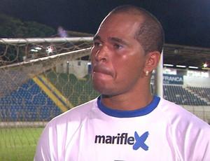 Aloísio Chulapa, ex-jogador da Francana (Foto: Márcio Meirelles / EPTV)