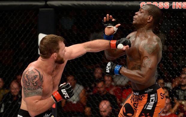 Ryan Bader Ovince St. Preux UFC MMA (Foto: Getty Images)