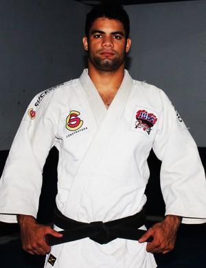 Judoca Stanley Torres (Foto: Daniel Cunha)