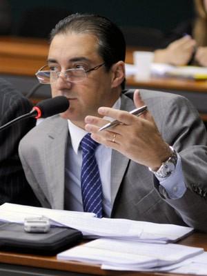 O deputado federal João Magalhães (PMDB-MG) (Foto: Agência Câmara)
