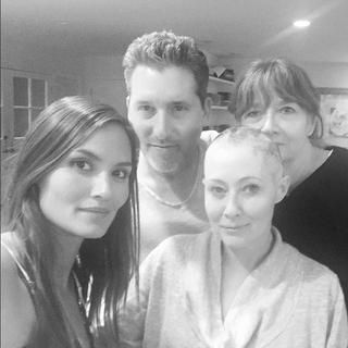 Shannen Doherty (Foto: Reprodução/Instagram)