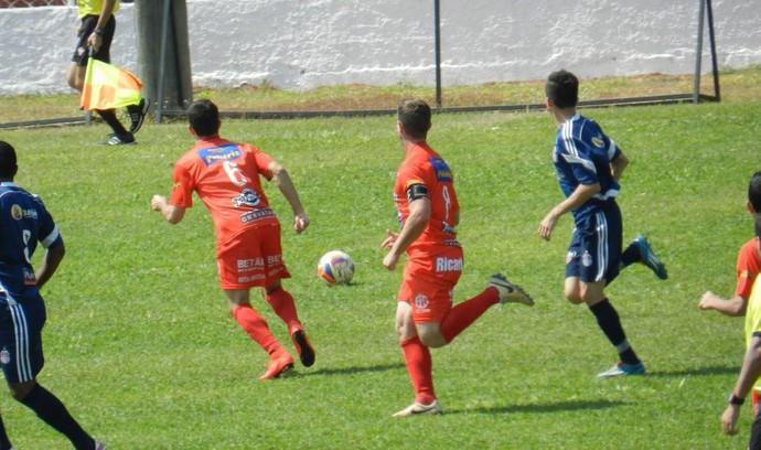 Guará América Campeonato Amador de Uberlândia (Foto: Caroline Aleixo)