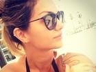 Kelly Key posta foto de biquíni em rede social e recebe elogios