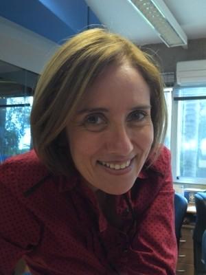 Edilaine Garcia (Foto: Mais Caminhos)