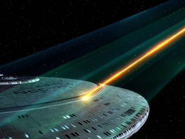 Star Trek O Melhor de Dois Mundos: Parte 1 (Foto: reprodução)