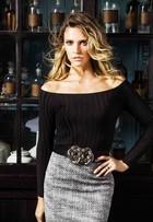 Fernanda Lima arrasa em campanha de moda para marca brasileira