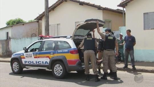 Jovem é preso após matar padrasto a pauladas em Passos, MG