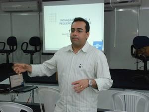 Kallyo Moura, consultor do Sebrae, diz que barragens subterrâneas pode se alternativa (Foto: Divulgação/Assessoria Sebrae)