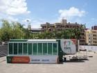 Carreta da Saúde realiza atendimento médico gratuito em Pompeia