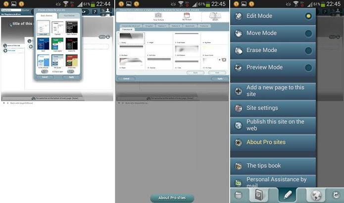 Há muitas ferramentas para explorar no aplicativo (Foto: Reprodução/Thiago Barros)