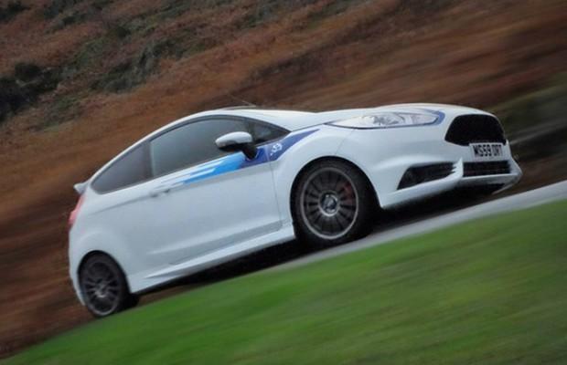 Ford Fiesta M-Sport Edition (Foto: Divulgação)