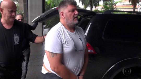 Polícia Federal faz extradição de italiano procurado pela Interpol