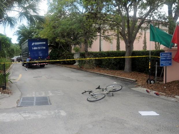 Pedro Henrique Pupa foi atropelado por caminhão na entrada de um museu (Foto: Divulgação/Sarasota Police District)