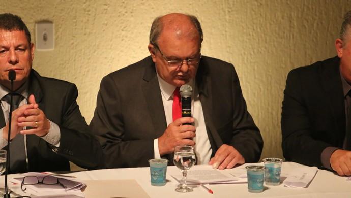 Vitório Piffero, ex-presidente do Inter  (Foto: Eduardo Deconto)