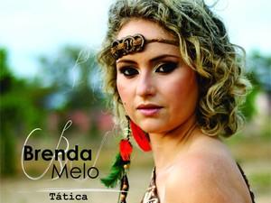 CD Tática foi produzido no Amapá, com composições locais (Foto: Divulgação/Brenda Melo)