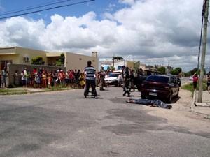 Morte sequestro Pelotas (Foto: Polícia Civil/Divulgação)