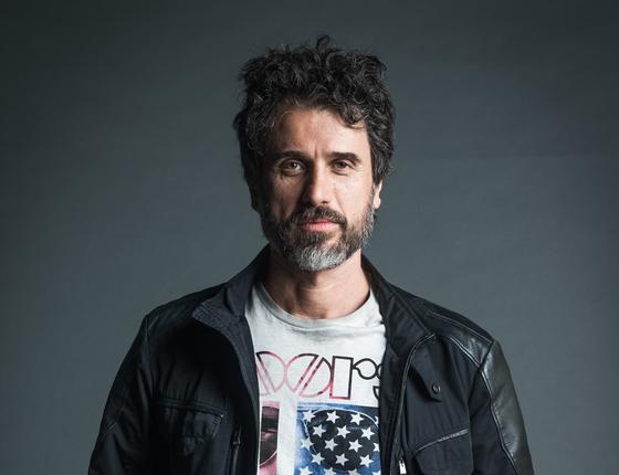 O ator Eriberto Leão   (Foto: Raquel Cunha/ TV Globo)