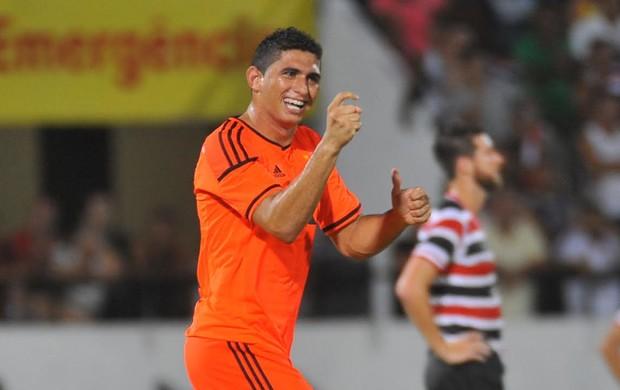 Santa Cruz x Sport Danilo gol (Foto: Aldo Carneiro/Pernambuco Press)