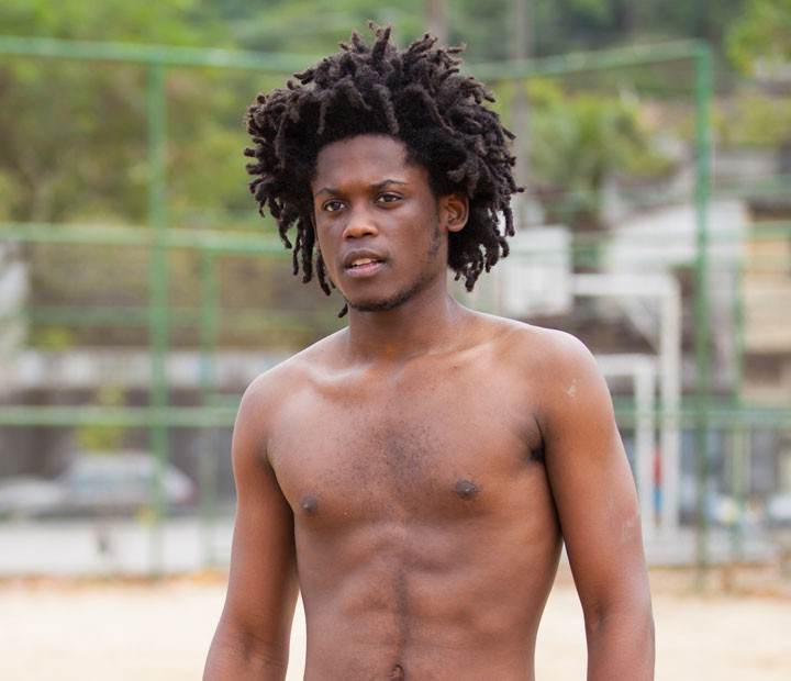 Maicon Rodrigues interpreta Beto em 'Malhação' (Foto: Fabiano Battaglin/Gshow)