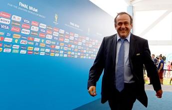 Jornalista inglês acredita que Michel Platini pode ser o presidente da Fifa