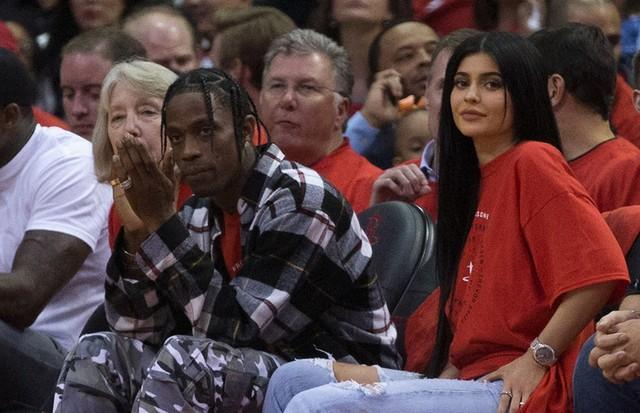 Kylie Jenner e Travis Scott (Foto: Divulgação)